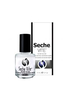 Seche Vite Dry Fast Top Coat, 0.5 oz