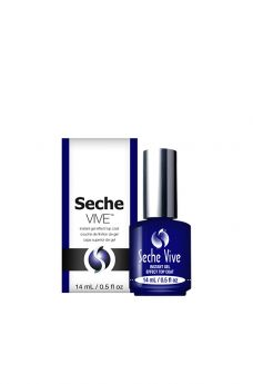 Seche Vive Instant Gel Effect Top Coat, 0.5 oz