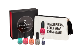China Glaze, Spread Cheer Gift Box