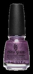 China Glaze Nail Lacquer, Valet the Sleigh, 0.5 fl oz