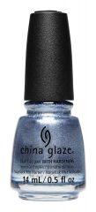 China Glaze Nail Lacquer, Slay Your Line, 0.5 fl oz