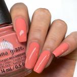 China Glaze Nail Lacquer, Sunset Crew, 0.5 fl oz
